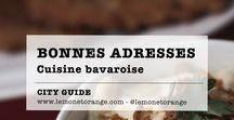 Food / Découvrez les spécialités culinaires, les bonnes adresses et les recettes de la cuisine du monde.