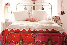 Bedroom Love! / by Michelle Mauboussin Mix