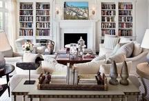 {Interior Design+Decor} / Interior decorating inspiration for my dream home (one can hope!)