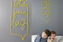 Kids Bedrooms / by le Frufrù