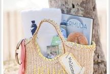 Wedding Welcome Bag Ideas / Wedding welcome bag ideas