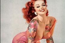 Art: Pin-Up: Vintage / by Kiki H.
