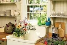 Home: Kitchen / by Kiki H.