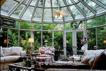 Home: Porches, Yards & Sun Rooms - Oh my! / by Kiki H.