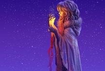 Art: Fantasy / by Kiki H.