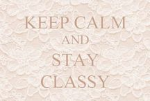 keep calm ∘ / chill out bro
