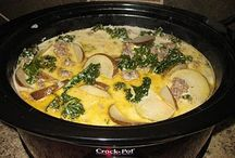 *Crockpot Goodness / by Sarah Offet Word