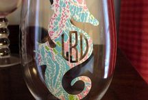 If it's not moving- monogram it!