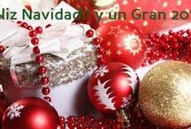 Feliz Navidad! / by Cristina Fernandez