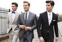 Men's Fashion / by Diana Barahona
