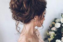 special events hair ∘ / make each hair flip fabulous