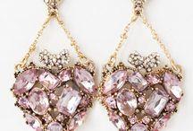 earrings ∘ / sparkle sparkle sparkle