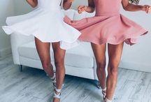 dresses ∘ / feminine
