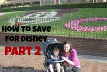 Disney / I come from a family that knows how to plan Disney trips. We have researched the cheapest Disney deals and know how to do Disney with children! / by Taralyn Parker - Keep Moving Forward With Me