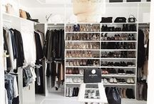 closet ∘ / i like my money where i can see it, hanging in my closet