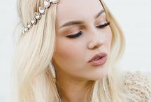 headbands ∘ / accessories complete the outfit