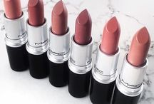 mac cosmetics ∘ / money can't buy happiness  but it can buy makeup