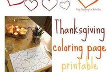 Thanksgiving  / by Dina Bernadette