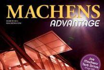 Machens Advantage Magazine / Issues of Machens Advantage Magazine