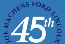 Joe Machens Ford 45th Anniversary Celebration / Joe Machens Ford celebrates it's 45th anniversary on May 5th, 2014. This board will include pins with photos from the last 45 years! #columbiamo #jmford45