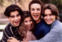 """boy meets world ∘ / """"i think we should spare ourselves a lot of uncoolness & walk through life together"""""""