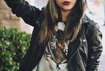 a little edgy~alotta style