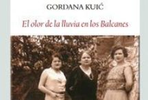 Los Balcanes de bolsillo / Libros de varios géneros y temáticas que hablan de distintas maneras sobre la región de los Balcanes.