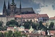Praga. Prague / Wspomnienia