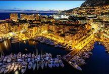 Monako. Monaco / Kolejne wspomnienia