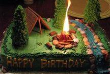 Torty. Birthday cake. Wedding cake / Inspiracje na piękne torty.