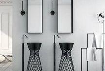 Bathroom Inspiration & Deco / Wunderschöne Badezimmer Idee und Inspirationen für euch gesammelt.