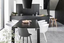 Kitchen Inspiration & Design / Kitchen Design / Traumküchen - hier schwingt jede gerne den Kochlöffel