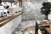 Café in Style around the World / Enjoy your Coffee in Style / Die schönsten Cafés für euch gesammelt - around the World