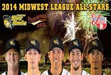 The Players / Current and Former Silver Hawks on their way to the Big Leagues