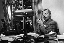 Famous Faulkner / William Faulkner (September 25, 1897 – July 6, 1962) was an American writer and Nobel Prize laureate grew up in Oxford, Mississippi.