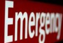 In Case of Emergency / How to use digital tools to be prepared for unexpected emergencies or disasters.