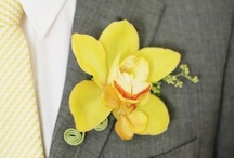 Yay for Yellow : Wedding Color Inspiration  / View more tips & ideas on our Facebook Page : https://www.facebook.com/BoutiqueBridalParty