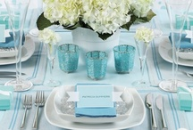 Beautiful in Blue : Wedding Color Inspiration / View more tips & ideas on our Facebook Page : https://www.facebook.com/BoutiqueBridalParty