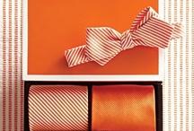 Ohh La La Orange : Wedding Color Inspiration