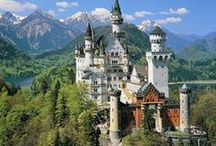 Beautiful Bavaria / Sightseeing in the beautiful country of Bavaria (Germany) - places you can reach in no time from our great hotel.