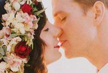 Wedding closeup