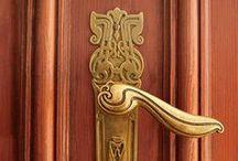 Türen und ihre Griffe