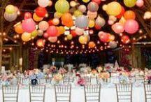 Summer Lovin' : Wedding Ideas / Summer wedding ideas! Bold, colorful, whimsical & warm. DIY, rustic, garden & beachy bridal inspired pins!