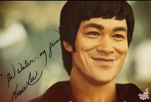 Bruce Lee / what i am admire