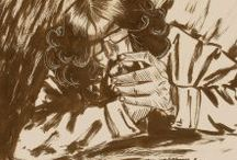 Three 4 Comic / 3 disegnatori affrontano temi legati al mondo del fumetto