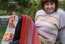 My knits / Neuleita