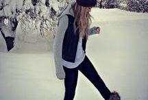 We love Winter! <3