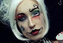 Maquiagens artísticas e afins