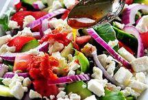 Dinner : Mediterranean Cuisine