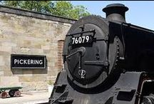 Pickering / All the wonderful things to see and do in Pickering not too far from Spring Cottage Yorkshire http://luxuryspringcottageyorkshire.co.uk/